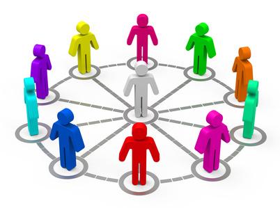 Affiliate Marketing - Die bunte Gesellschaft